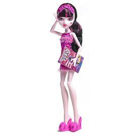 MH Dead Tired Draculaura Doll