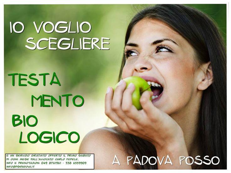 Sportello Testamento Biologico - Ottobre - Partito Socialista Padova