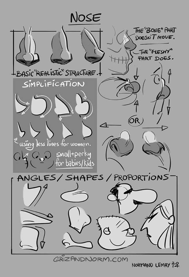"""The Nose"" 