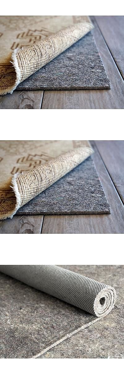 Rug Pads And Accessories 36956 Cushgrip 1 8 Inch Thick Non Slip Cushioned