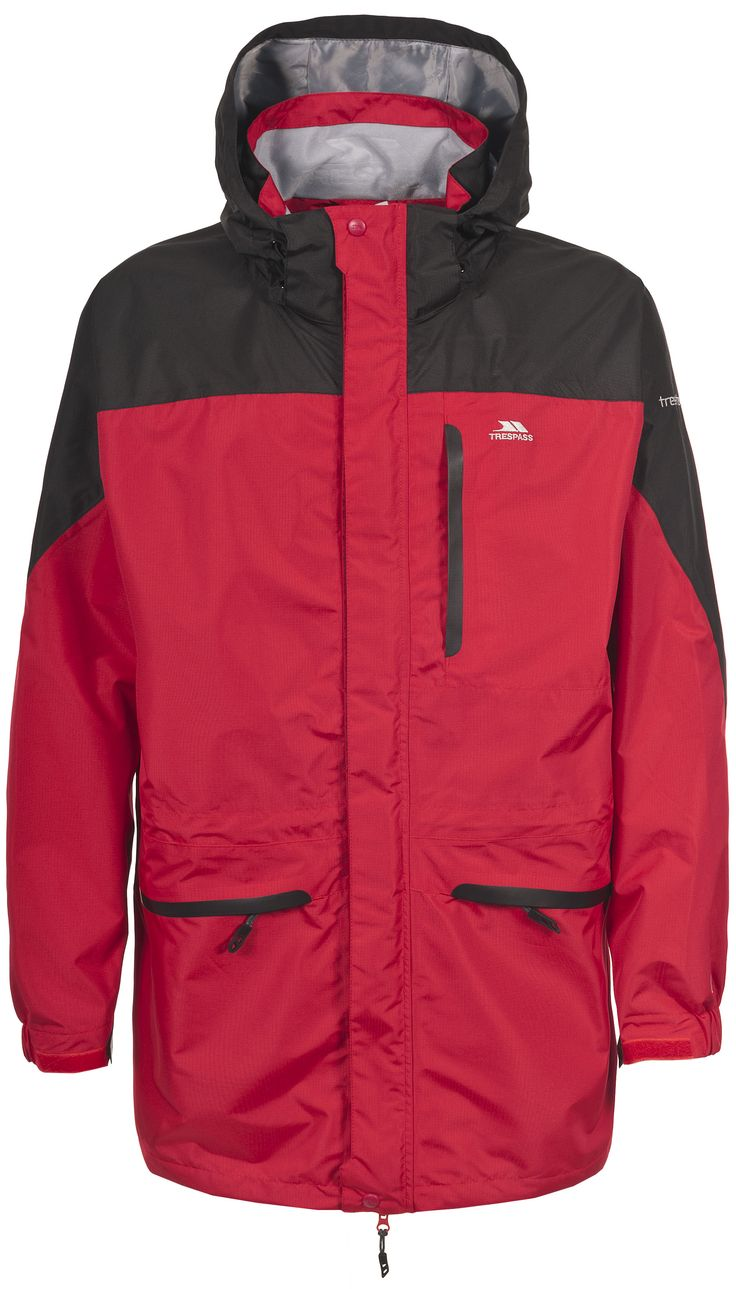 Trespass Paletail Waterproof Coat Only £49.99 inc Free Del