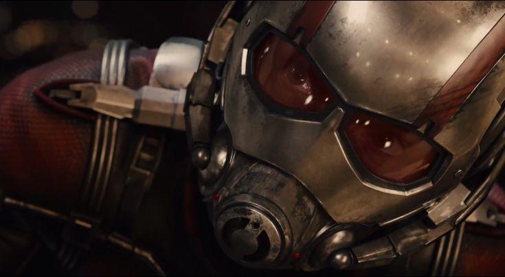 'Scott Lang' as 'Ant-Man' (2015)