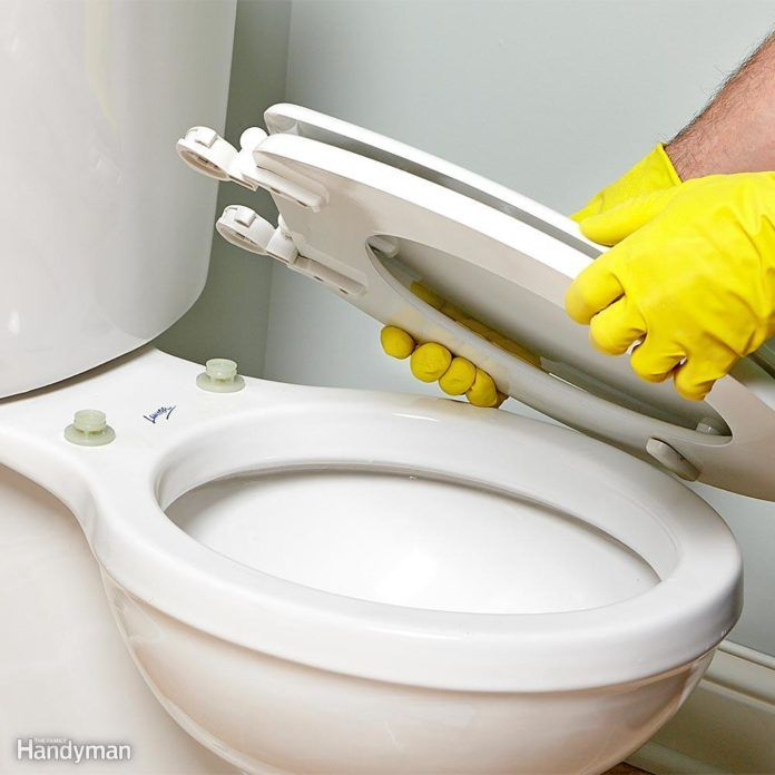How To Clean A Bathroom 13 Tricks For Cleaning A Bathroom Faster