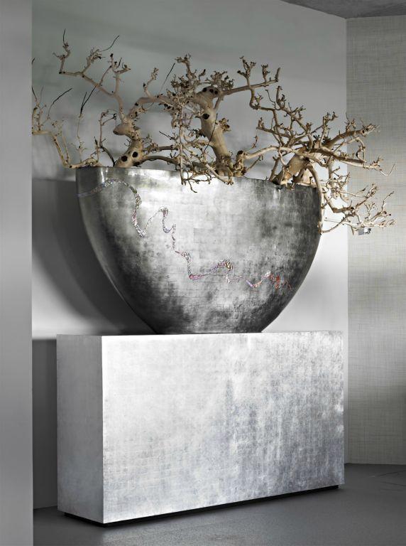 Schitterende designvaas #Vaas #Design #Interieur