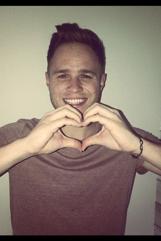 Olly Murs. and his british <3