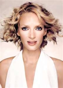 Uma Thurman: Eye Makeup, Eye Shape, Uma Thurman, Umathurman, Thurman Hot, Curly Blondes, Blondes Uma, Eyemakeup, Big Eye