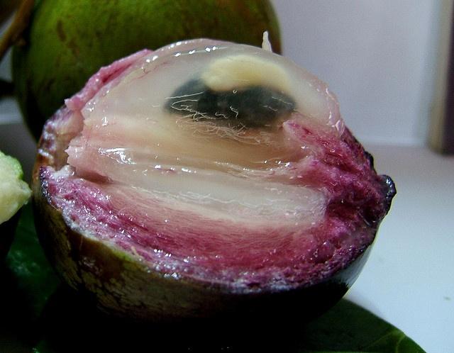 Kaimito (Star Apple) fruits food Fruits Pinterest