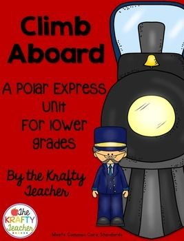 I created this reader response set to go with the book The Polar Express by Chris VanAllsburg. I love his work and this book is no exception! It is geared towards first, second, and third graders. It works on the following skills:Character Traits with EvidenceComparing and ContrastingWord ChoiceDescriptive WordsBasic Story Recall including Setting, Characters, Problem and SolutionBasic Story Recall of Beginning Middle and EndVocabularyABC Orderand Story Sequencing