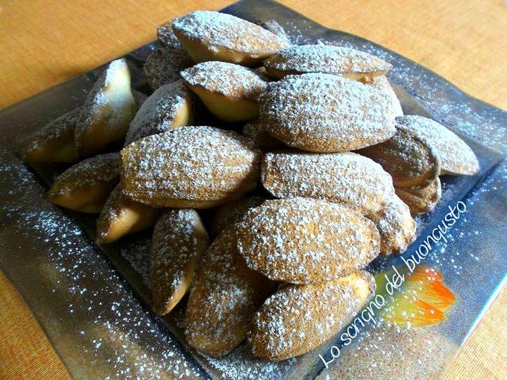 La madeleine è un dolce tipico del comune di Commercy, nel nord-est della Francia e in seguito di tutta la nazione in genere.