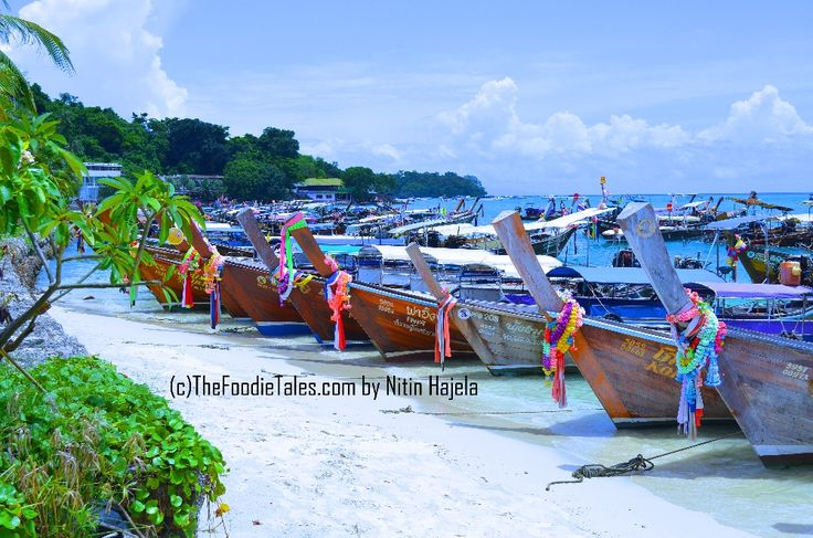 Travel Review – Paradise Resort at Phi Phi Islands, Thailand | The Foodie Tales
