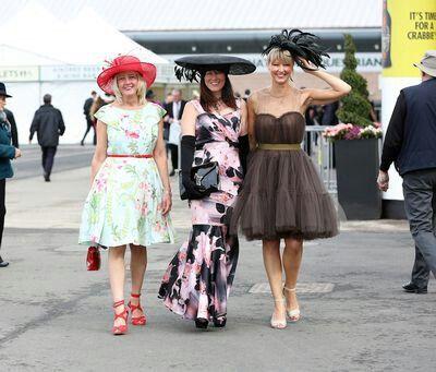 Aintree Races Ladies Day 05.04.2014