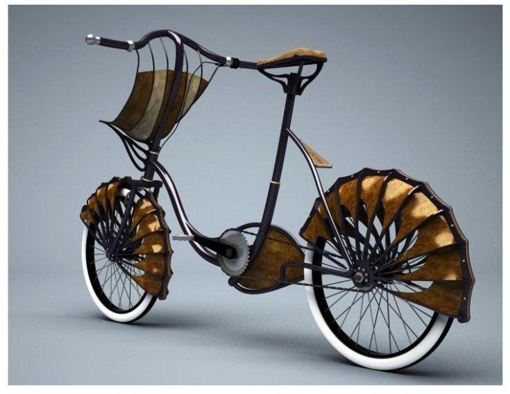 Handmade Bike - Park Jong Deok / Apolonis Aphrodisia Blog