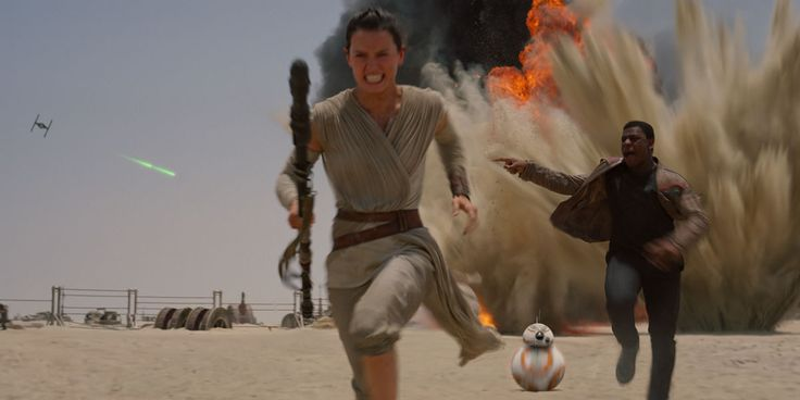 Just a little about the new Star Wars film, no spoilers at all.