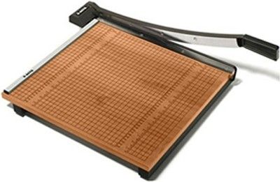 "X-Acto Wooden Paper Trimmer - 24""W x 24""L"