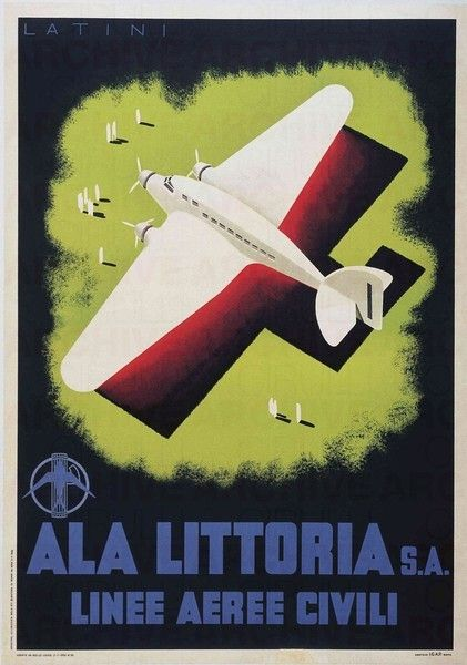 italia littoria propaganda posters - Cerca con Google