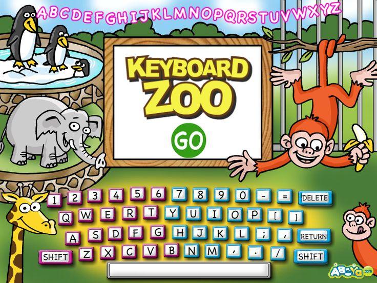 Computer skills for K kiddos