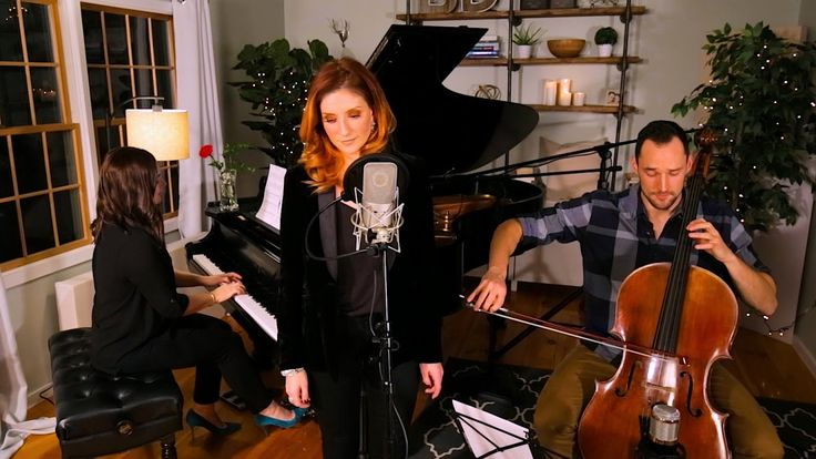 Beauty and the Beast - Anneliese van der Pol with Brooklyn Duo