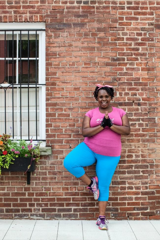 CeCe Olisa Plus Size Gym Leggings Plus Size Fitness PlusSizePrincess.com