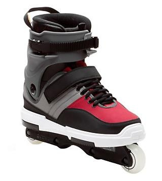Rollerblade New Jack 4 Aggressive Skates 2013 -   The Rollerblade New Jack 4 Aggressive Skates are your go-to, jack-of-all-trades skate. Whether you spend your days in the park or shred up the street, these skates will work for you. They are durable and versatile boasting all the features you need to ensure that you can slay with the best. Many of the components are removable so when you abuse these to no end and need to change some pieces out then you can. The cuff buckle...