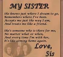 Little Sister Poems - Bing Images