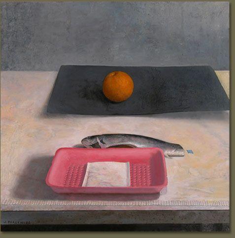 Still Life with Orange - jim phalen