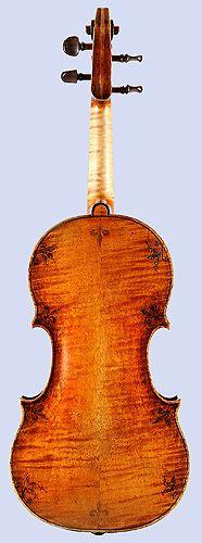 Violin by Andrea Amati, Cremona, ca. 1560