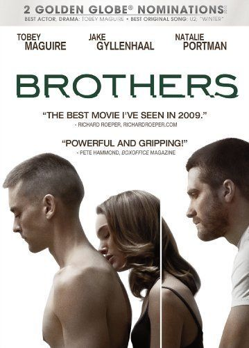 Brothers (2009) with Natalie Portman, Tobey Maguire and Jake Gyllenhaal