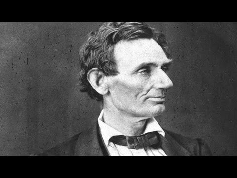 Abraham Lincoln 1809-1865 16th President of the United States from 1861 to 1865 whose victory against the Confederacy during the Civil War preserved the union and validated the Emancipation Proclamation which freed all the slaves.