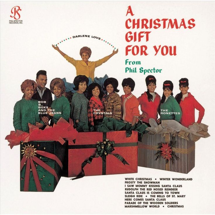 Phil Spector - A Christmas Gift for You from Phil Spector (Vinyl)