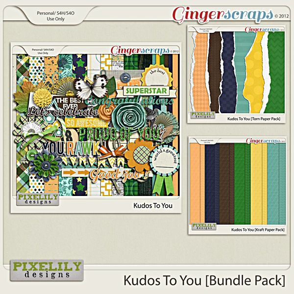 Kudos To You [Bundle Pack]
