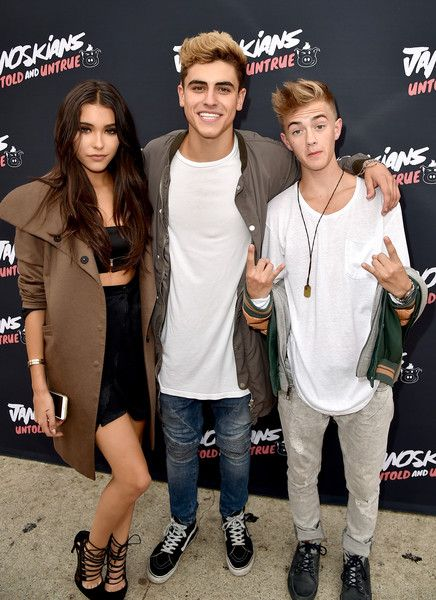 Madison Beer Photos: Guests Attend the Premiere of Awesomeness TV's 'Janoskians…