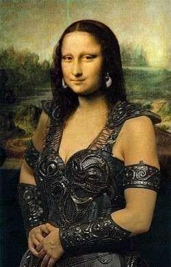 Mona Goddess Lucina