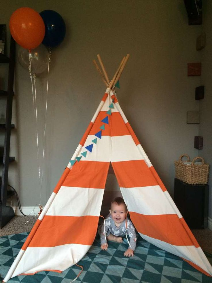 Little Indian Birthday Party Ideas   Photo 1 of 34