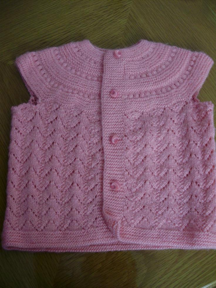 Vest for little ones  http://zerrinceelisleri.blogspot.com