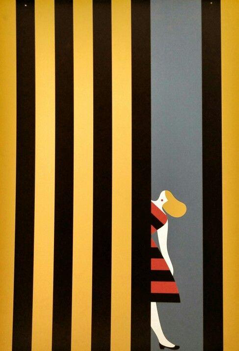Favoloso by Olimpia Zagnoli, 2015 Digital illustration #visualdesign #digitalillustration