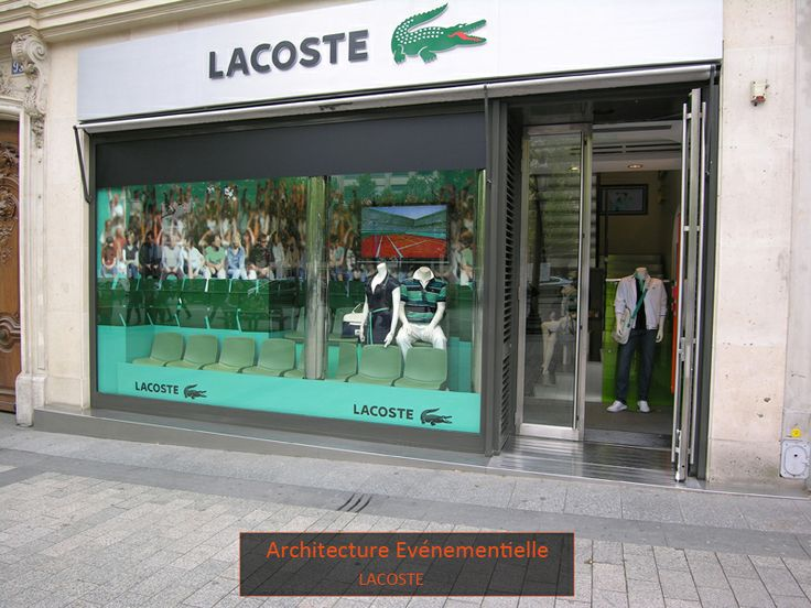 17 best images about escaparate lacoste by dpsproduction on pinterest golf shirts polos. Black Bedroom Furniture Sets. Home Design Ideas