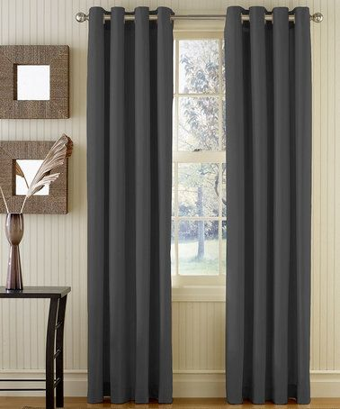 17 Best ideas about Gray Curtains on Pinterest   Window curtains ...