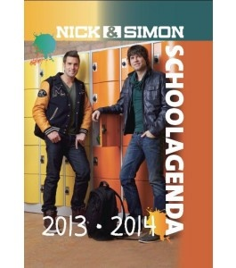 Schoolagenda Nick en Simon 2013-2014