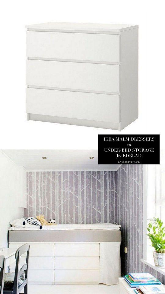 10 Totally Ingenious, Ridiculously Stylish IKEA Hacks (2)