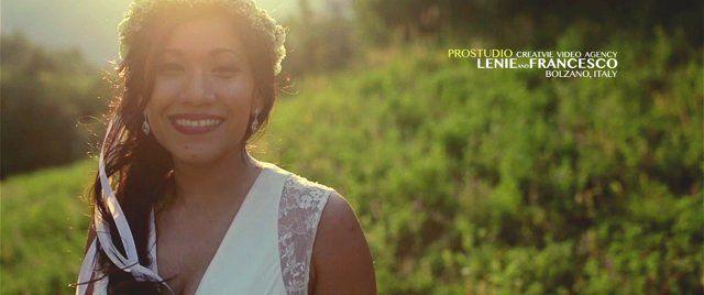 Lenie & Francesco // Malaysian-Italian wedding // Worldwide cinematic wedding films