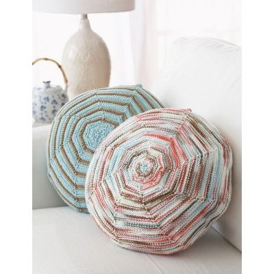 Modern Knitted Pillow : 17 Best images about Home Decor on Pinterest Free pattern, Knit patterns and Poufs