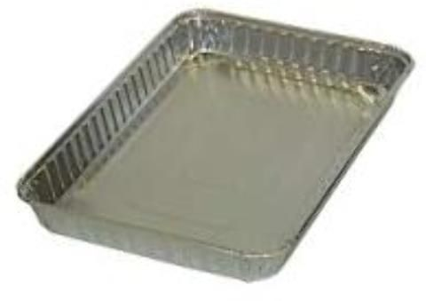 Disposable Redi-Mix Cake Pan - Bulk Packed - 100 Units