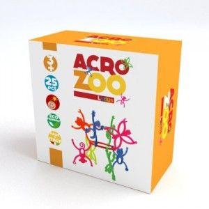 ACROO ZOO è un gioco della linea Ludus sono pensati per la crescita e l'apprendimento del bambino. Con ACRO ZOO il bambino esercita capacità di motricità fine, progettazione, equilibrio. http://www.ilmelograno.net/it/ludus-giochi/295-acro-zoo-8009971315337.html