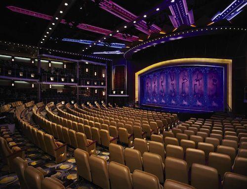 Dave Koz Cruise Ship - Royal Caribbean Cruises Navigator of the Seas Metropolis Theatre