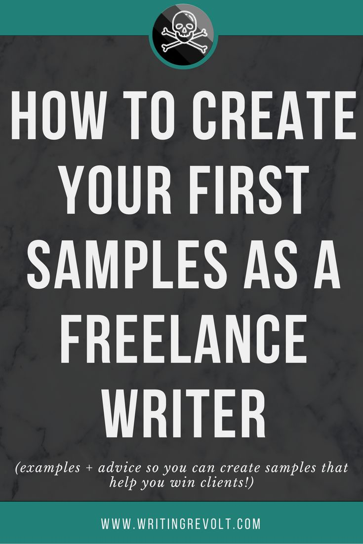 Need to create your first freelance writing portfolio? This comprehensive guide will teach you EXACTLY how to create samples that help you win clients! Click to start learning!