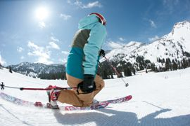 Have you tried telemark skiing yet?