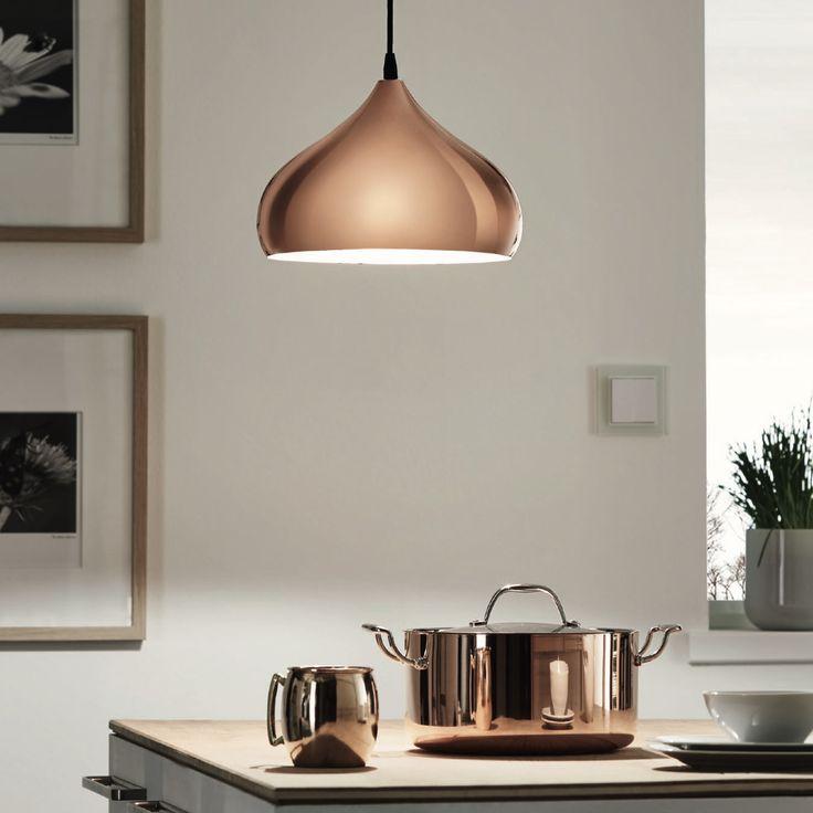 17 mejores ideas sobre lámparas de cobre en pinterest ...