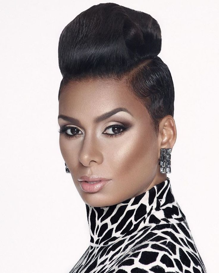 Hair Envy: Laura Govan's Chic Exaggerated Pompadour Cut