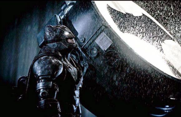 Ben Affleck Batman Workout: Muscle-Building