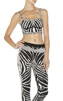 Zebra Blouse Topshop 96